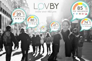 LovBy piattaforma social